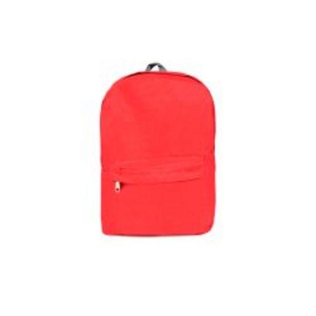 Oferta de Mochila roja Style Tahg por $1049