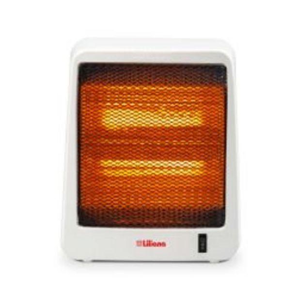 Oferta de Calefactor infrarojo Liliana Compact Hot CI070 por $2299