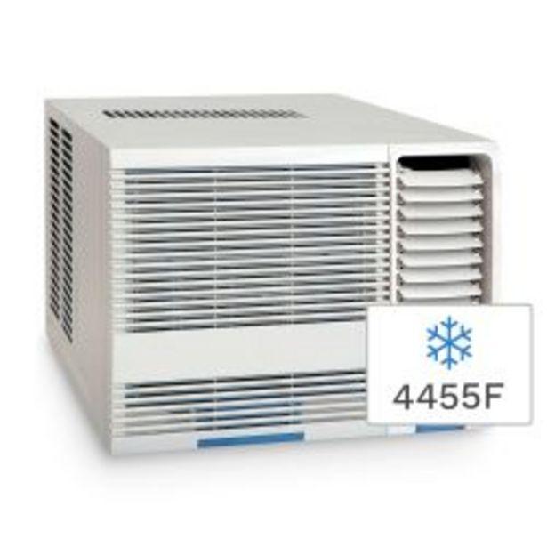 Oferta de Aire Acondicionado Ventana Frío Solo Midea 4455F 5180W MCVE18R8F1 por $49999