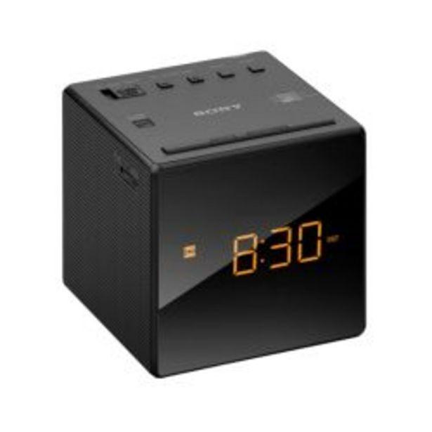 Oferta de Radio Reloj Sony ICF-C1 por $5499
