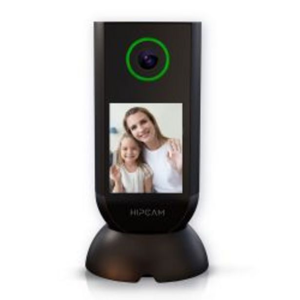 Oferta de Cámara de Seguridad Wifi Full Hd Smart Home Hipcam Indoor Pro por $12249