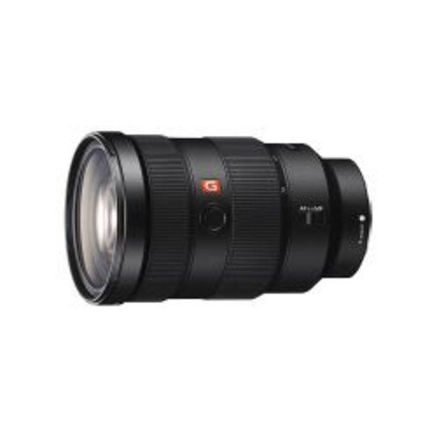 Oferta de Lente Objetivo Sony FE 24-70MM F2.8 SEL2470GM Full Frame por $225999