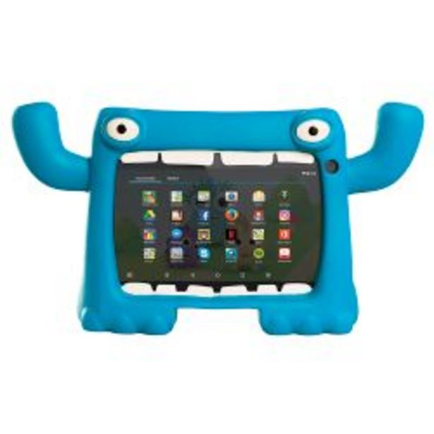 "Oferta de Tablet 7"" Level Up Mymo Azul por $9399"
