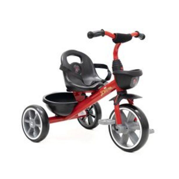 Oferta de Triciclo Spiderman Rojo por $12999