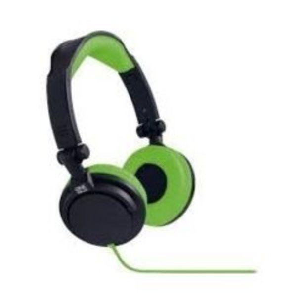 Oferta de Auricular DJ One For All SV5613 Verde por $2519