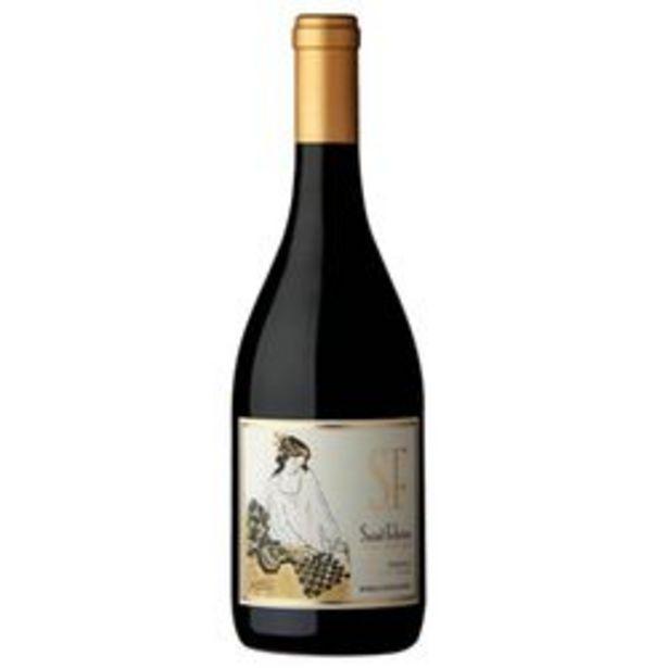 Oferta de Vino Saint felicien pinot noir 750 cc x6 por $4609