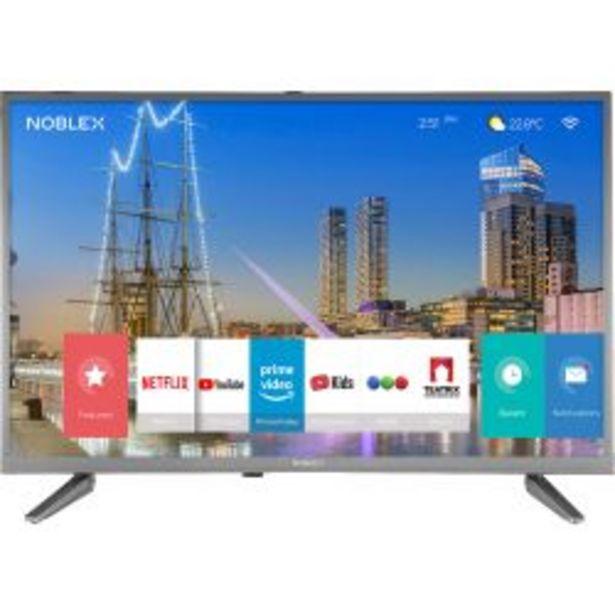 """Oferta de Smart TV 4K UHD Noblex 55"""" DJ55X6500 por $57999"""