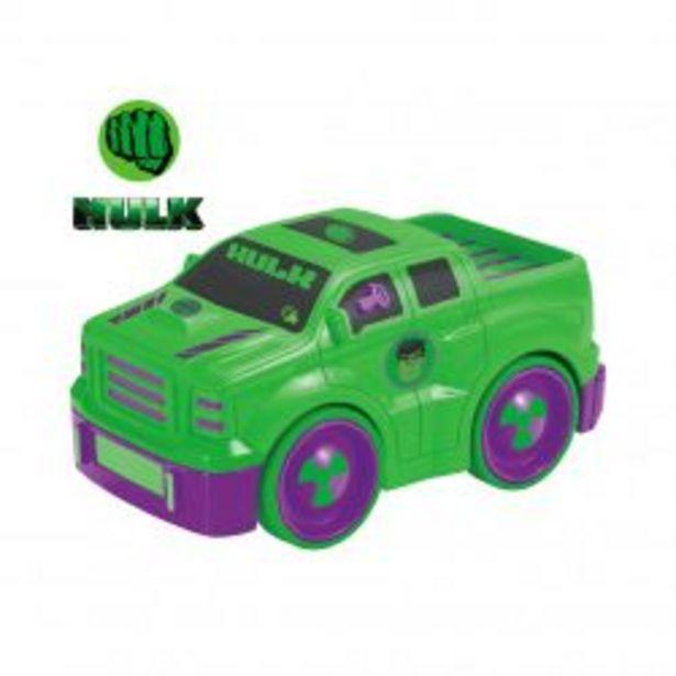 Oferta de Autito de Juguete Touch Avengers Hulk 7550 por $2080