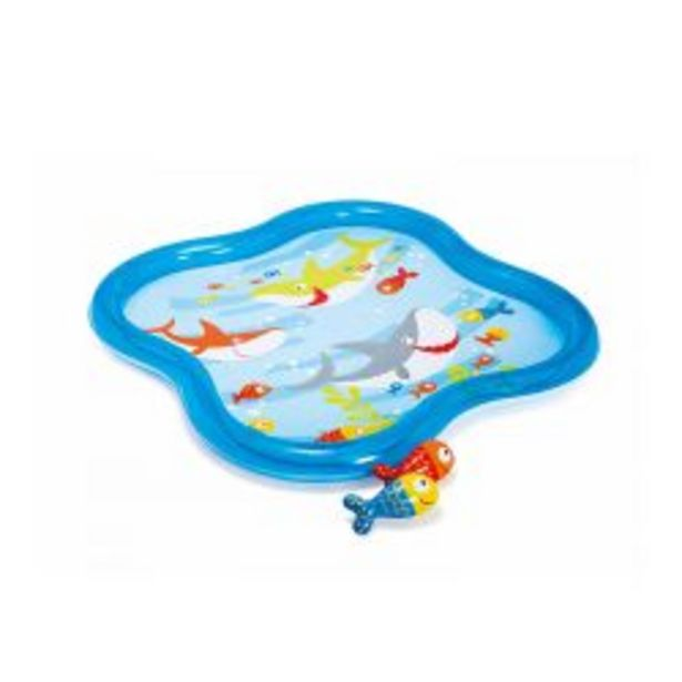 Oferta de Pileta Inflable Intex Square Spray por $3144