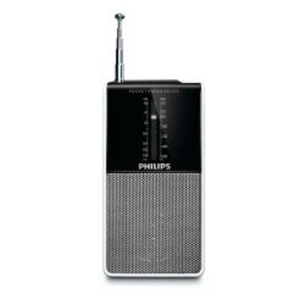 Oferta de Radio Portátil Philips AE1530/00 por $1699