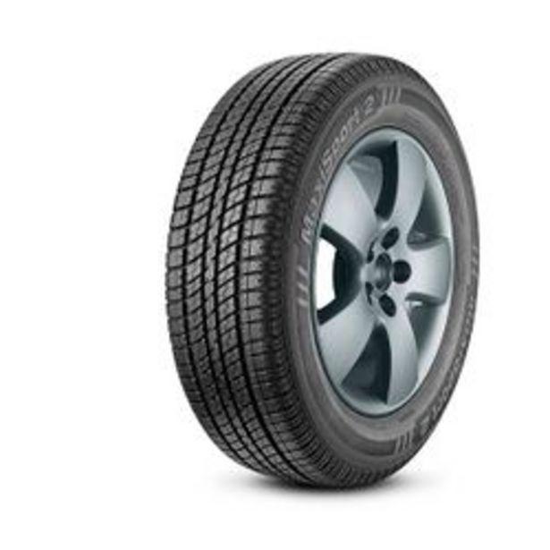 Oferta de Neumático Fate 195 55 R15 85H TL Maxi Sport 2 por $8550
