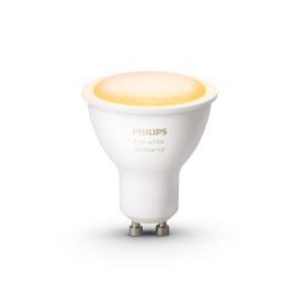 Oferta de Lámpara Philips Hue Gu10 White Ambience 5.2W por $2249