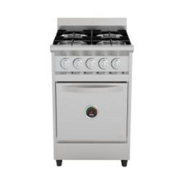 Oferta de Cocina Fornax CV52 EA 52cm por $44899