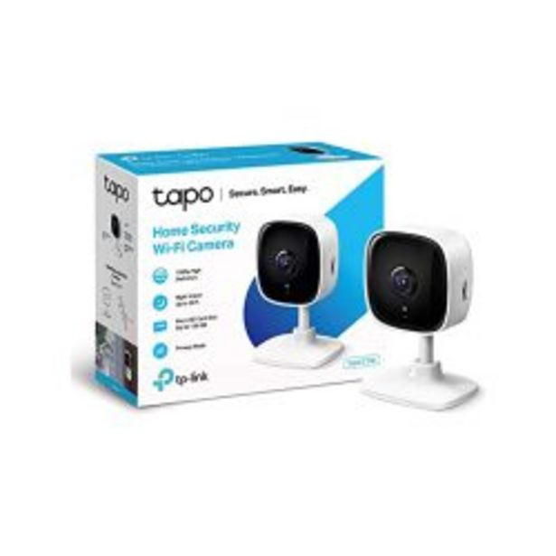 Oferta de Camara Ip Cloud Tp Link Tapo C100 Full HD por $3925
