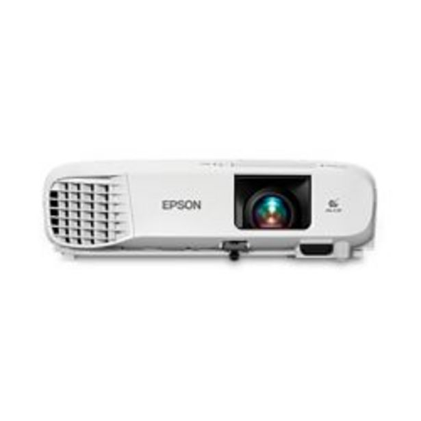 Oferta de Proyector Epson PowerLite X39 por $65999