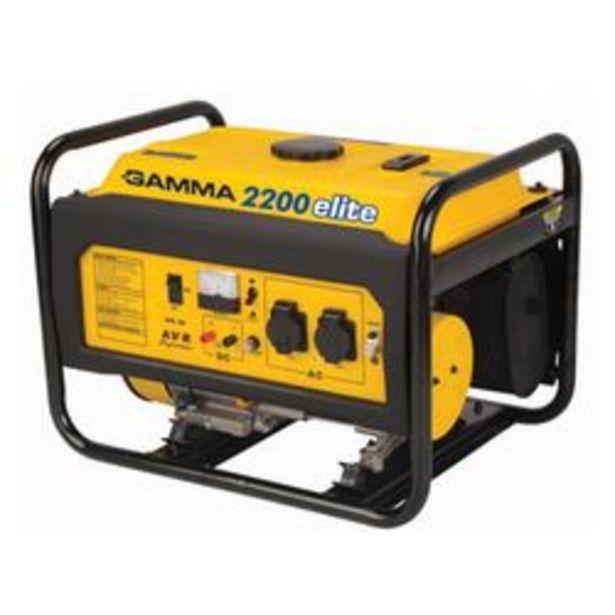 Oferta de Grupo Electrógeno Gamma Elite 2200 por $49128