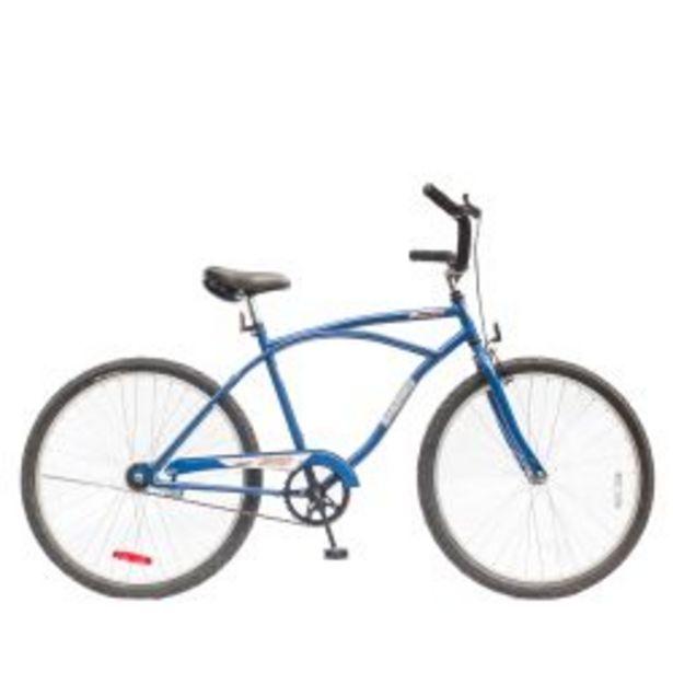Oferta de Bicicleta de Playera Rodado 26 Randers Aqua Azul por $31599