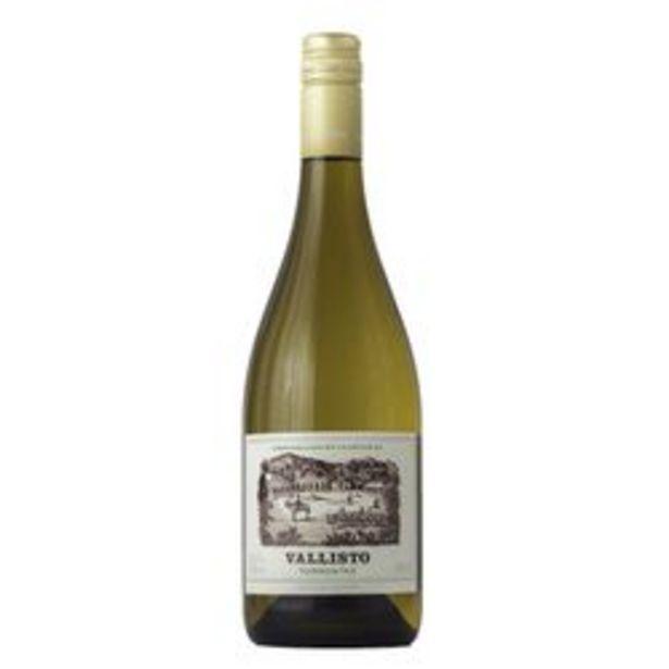Oferta de Vino Vallisto Torrontes 2020 750 ml x 6 por $6000
