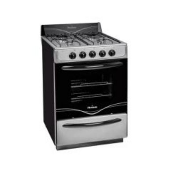 Oferta de Cocina Florencia 5518F Inox 56cm por $30999