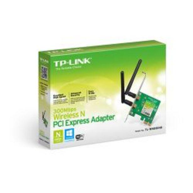 Oferta de Placa de Red PCI Express Tp-Link WN881ND por $2020