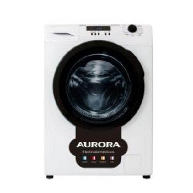 Oferta de Lavarropas Carga Frontal Aurora 6 Kg 600 RPM 6506 por $39999