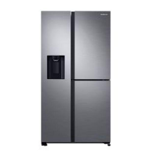 Oferta de Heladera Side by Side Samsung Inverter 659 Lts RS65R5691M9 por $314999