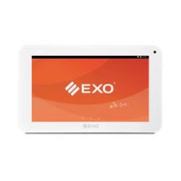 """Oferta de Tablet Exo Wabe 7"""" I007T 1/16 por $9999"""