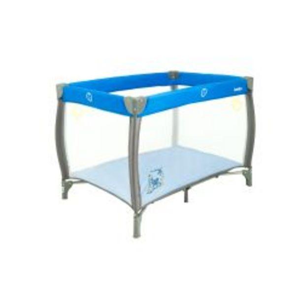 Oferta de Corralito Bebitos MB 28 Sofi Azul por $8949