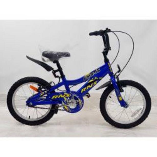 """Oferta de Bicicleta RNS Rodado 20"""" BIN19065ALA por $28999"""