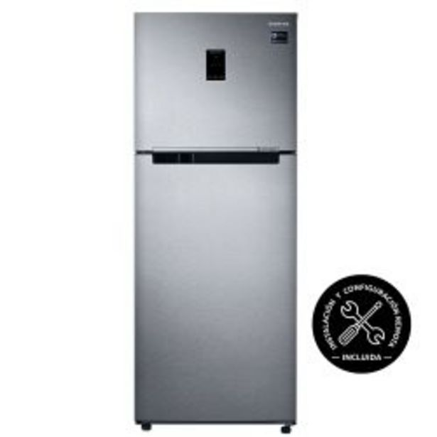 Oferta de Heladera No Frost Inverter Samsung RT35K5532SL 377Lt por $92999
