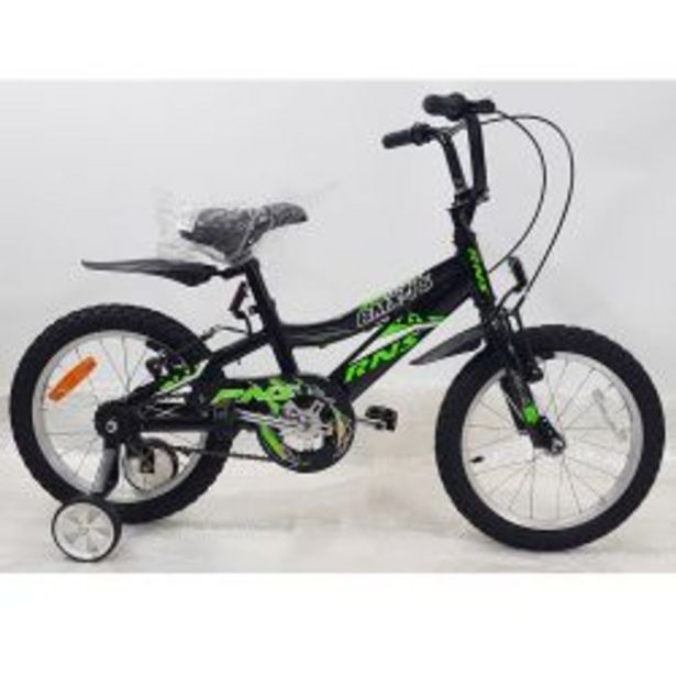 """Oferta de Bicicleta RNS Rodado 16"""" BIN19050ALN por $28999"""