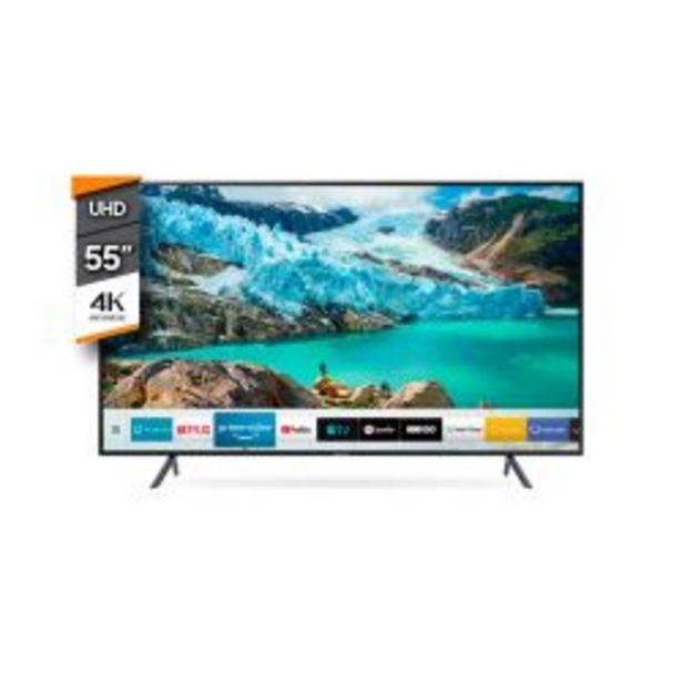 "Oferta de Smart TV 4K UHD Samsung 55"" UN55RU7100GC por $67999"