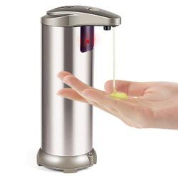 Oferta de Dispenser Automático Jabón Liquido Detergente 250ml por $2783