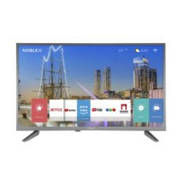 """Oferta de Smart TV 32"""" HD Noblex DJ32X5000 por $25999"""