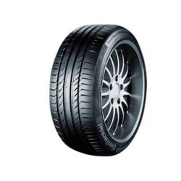 Oferta de Neumático Continental 235 45R18 94W ContiSportContact 5 por $44095