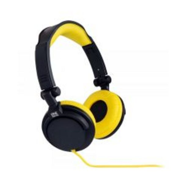 Oferta de Auricular DJ One For All SV5612 Amarillo por $2519