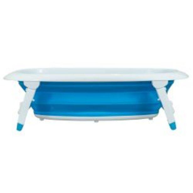 Oferta de Bañera Bebitos 66812 S Azul Pegable por $5449