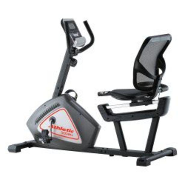 Oferta de Bicicleta Fija Horizontal Athletic 500BH por $69999