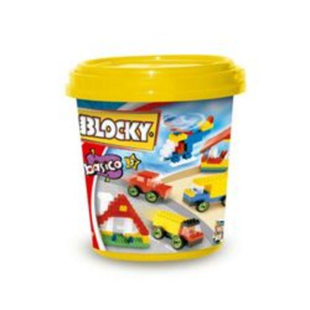 Oferta de Balde 3 nene 200 piezas Blocky 010611 por $2399