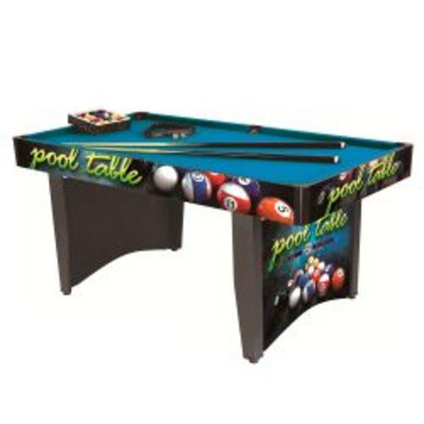 Oferta de Mesa de Pool Completa Star Killer por $40843