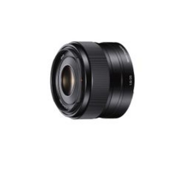 Oferta de Lente Objetivo Sony 35MM SEL35F18 F1.8 Aps-c por $46999