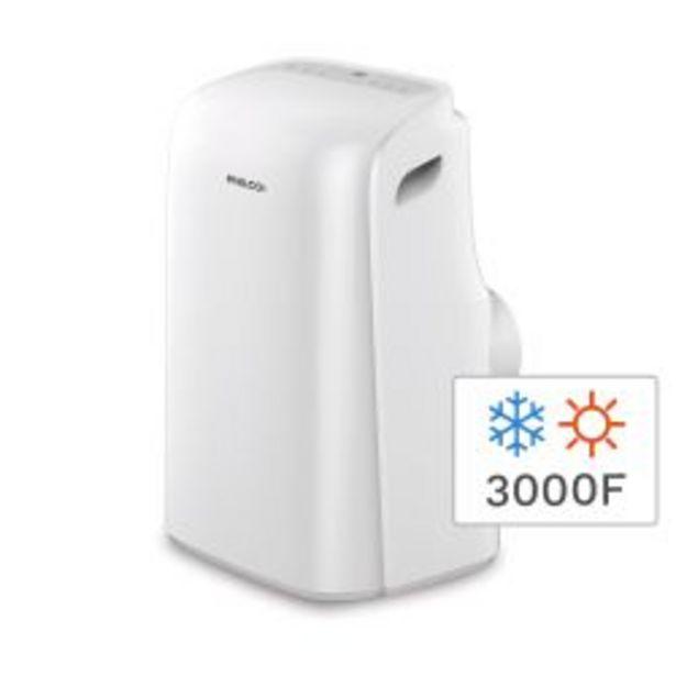 Oferta de Aire Acondicionado Portátil Frio/Calor Philco PHP32HA3AN 3000F 3500W por $44999