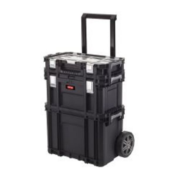 Oferta de Caja De Herramientas Connect Rolling System Keter por $25590