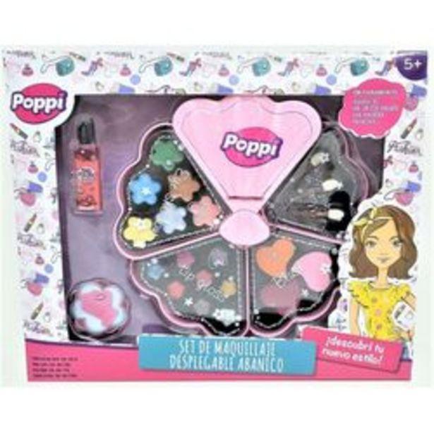 Oferta de Poppi set de maquillaje 5664 por $1499