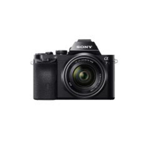Oferta de Cámara Digital Sony a7 ILCE 7K por $112999