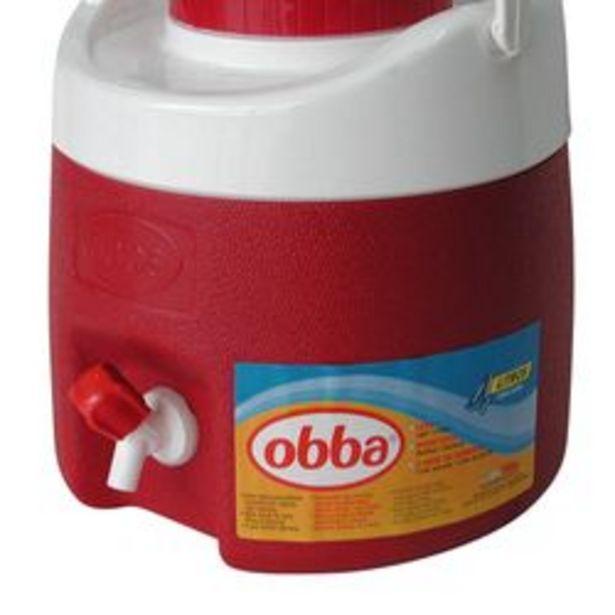 Oferta de Bidon Plastico con Canilla 4 Lts Rojo 1990090 por $2590
