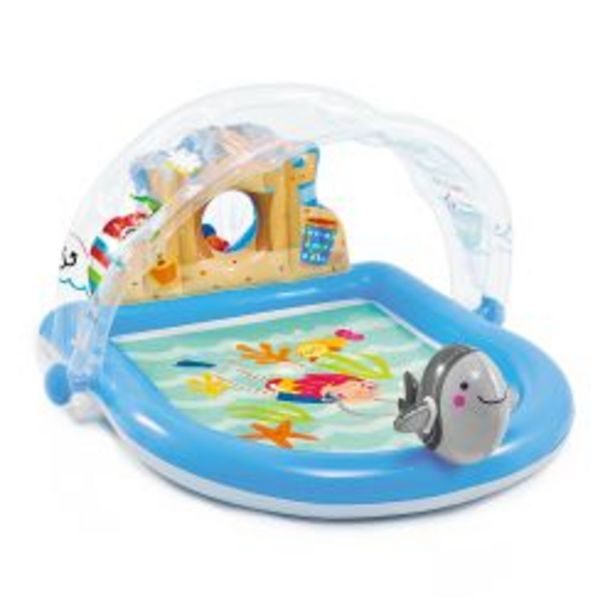 Oferta de Pileta estilo Playcenter Inflable Intex Summer Lovin por $7595