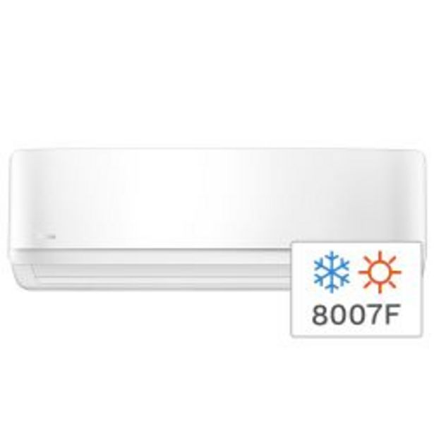 Oferta de Aire Acondicionado Split Frío/Calor Midea 8007F 9310W MSAUC-36H-01M por $119999