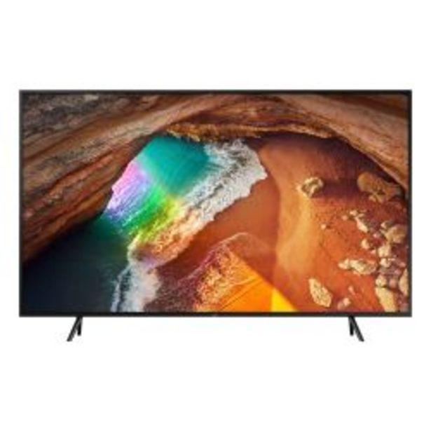 """Oferta de Smart TV 65"""" 4K UHD QLED Samsung QN65Q60RA por $132999"""