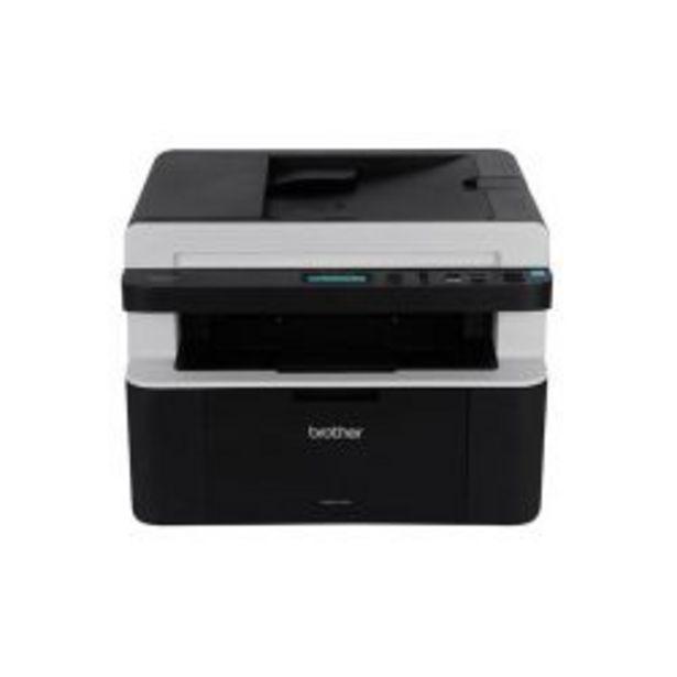Oferta de Impresora Multifuncion Laser Brother DCP1617NW por $45250